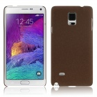 ENKAY Quick Sand Style Protective Plastic Back Case for Samsung Galaxy Note 4 N9100 - Blown