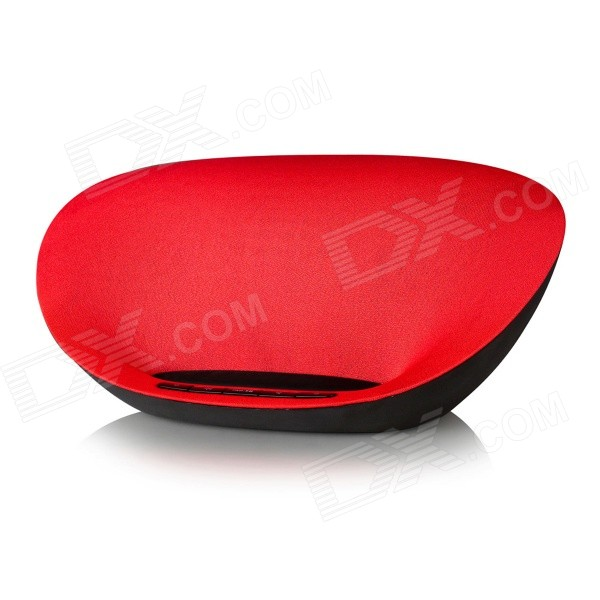 CKY BC07 Sofa Shaped Handsfree Bluetooth V2.1 2.0-CH Speaker w/ Microphone - Red