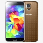 SAMSUNG GALAXY S5 G900F 16GB Gold Unlocked- International Version