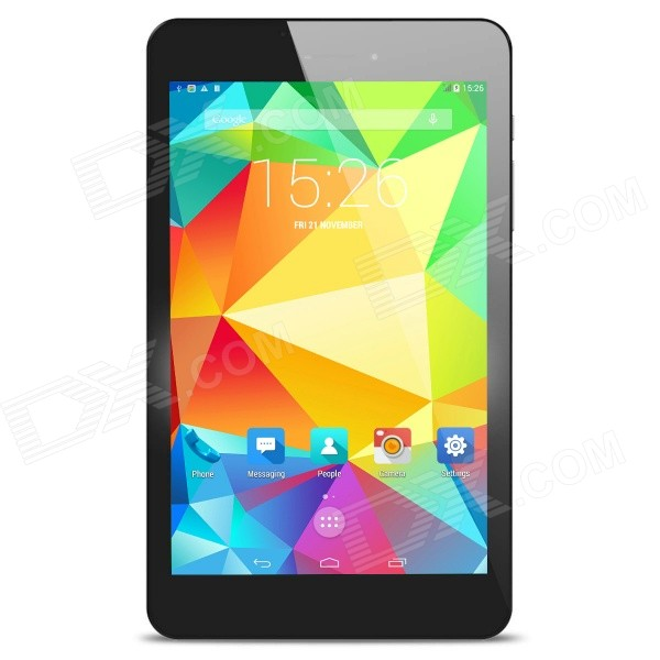 CubeT7 / T7GT 4G MTK8752 Octa-Core 7 Android 4.4 Tablet w/ 2GB RAM, 16GB ROM, Dual-Cam - White polanik тренировочное 0 7 кг 929 w 7 t