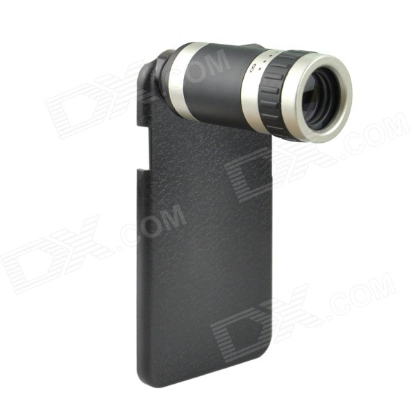 8x Magnification Zoom Camera Lens w/ Protective Back Case for IPHONE 6 4.7