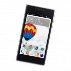 "CUBOT GT72 + Dual-Core Android 4.4 WCDMA Bar Phone w / 4.0 ""IPS, Wi-Fi, ROM de 4 Go - Blanc"