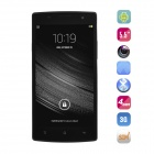 "№ 1 Плюс Quad-Core Android 4.4.2 WCDMA Бар телефон ж / 5,5 ""IPS HD, 8 Гб ROM, OTG, GPS - черный"