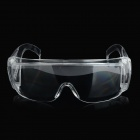 Dust / Sand Prevention Grinding Protective Safety Goggles - Transparent