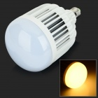 SP-Q007 E27 24W 1500lm 3000K 48-SMD 5730 LED Warm White Light Bulb - White (AC 220V)
