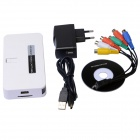 HD 1080p HDMI videokuvaus Xbox 360 / yksi / PS2 / PS3 - white
