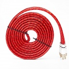 Car Audio Cable / Subwoofer Amplifier Cable w/ OFC Connector - Red (5m)