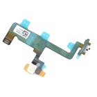 "Replacement Repair Parts Power / Lock Button Flex Cable w/ Flash Light for IPHONE 6 4.7"" - Black"