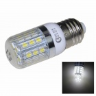 CXHEXIN E27CX27-5050 E27 5W 400lm 6000K 27-SMD 5050 LED White Corn Lamp - White (AC 85~265V)