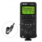 "Meyin TW-836 / DC0 1.6"" LED 2.4GHz 16-Channel Selfie Timer Remote Control for Nikon - Black"