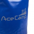 Acecamp 2460 Outdoor Sports Waterproof Bag w/ Handle & Detachable Shoulder Strap - Blue (10L)