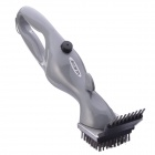 NEJE Multifunctional Portable BBQ Bakeware Grill Steam Cleaner Brush - Gray