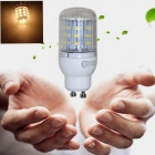 CXHEXIN GU10CX24-5630 GU10 5W 3000K 400lm 24-5630 SMD LED Warm White Light Bulb - White (AC 85~265V)