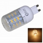 CXHEXIN G9 5W 3000K 400lm 24-5630 SMD LED Warm White Light Bulb - White (AC 85~265V)
