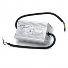 1.3A 100W Waterproof Constant Current Power Supply - Silver White + Black (AC 85~277V)