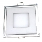 20W 1280lm 30-5630 White LED + 18-2835 Blue LED Dimmable Square Panel Light  (AC 85~265V)