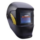 NEJE Solar Auto Darkening UV/IR Protection Welding Helmet Welder Mask - Black + Yellow