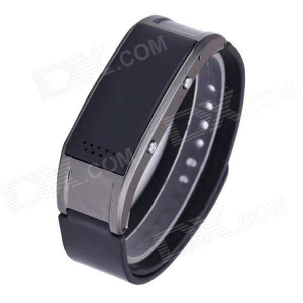 "B0001 Sports 1.56"" LCD Smart reloj pulsera Bluetooth - Negro"