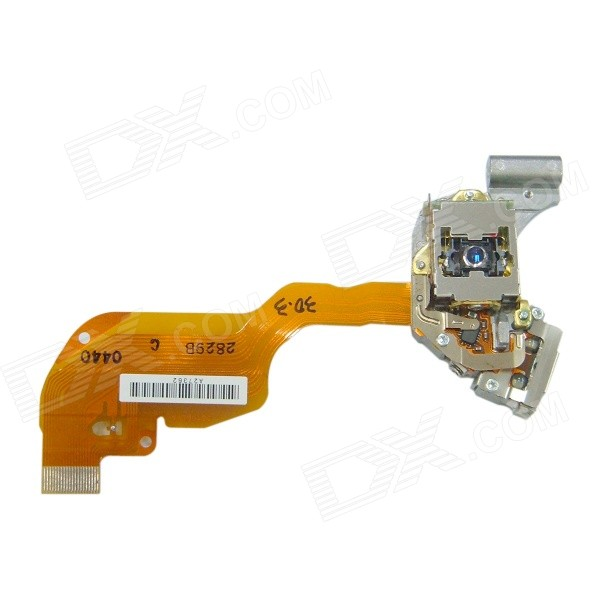 Original VED0440 Car DVD Laser Lens Module - Orange Yellow