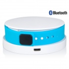 I7 Wasserdicht Bluetooth V4.0 Smart-Armband Armband w / Activity Tracking / Ladegerät - Blau