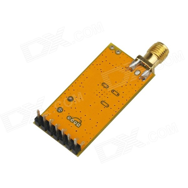 Drf d low power adf rf wireless module for