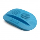 CKY BC145 Mini Wireless Bluetooth V3.0 Docking Speaker w/ USB - Blue