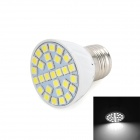 Marsing E27 12W 500lm 6000K 29 x SMD 5050 LED White Light Lamp (AC 220~240V)