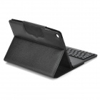 Detachable Bluetooth v3.0 64-Key Keyboard Case w/ Stand for IPAD AIR 2 - Black