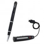 "Megafeis F12 Digital Mini Audio Voice Recorder / Signature Pen w/ 1.9"" LCD Remote Control  (16GB)"