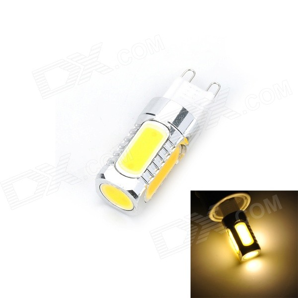 Youoklight G9 7.5W 650LM 5-COB LED Warm White Light Bulb (220~240V)