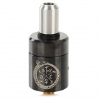 Guardian God Style RDA Stainless Steel Atomizer - Black