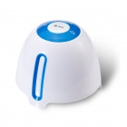 CKY® BC129 Mini Wireless Bluetooth V3.0 Speaker w/ Micro USB / 3.5mm - White + Deep Blue
