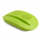 CKY BC145 Mini Wireless Bluetooth V3.0 Docking Speaker w/ USB - Green