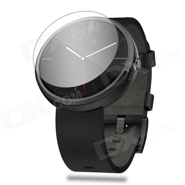 LINK DREAM 0.2mm Glass Screen Protector for Moto 360 - Transparent