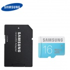 Samsung 16GB Class 6 Micro SDHC Memory Card w/ Adapter (MB-MS016D)