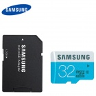 Samsung 32GB Class 6 Micro SDHC Memory Card w/ Adapter (MB-MS08D)