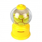 Máquina Manual Rotação Torsion Doces / Piggy Bank - Yellow (350 mL)