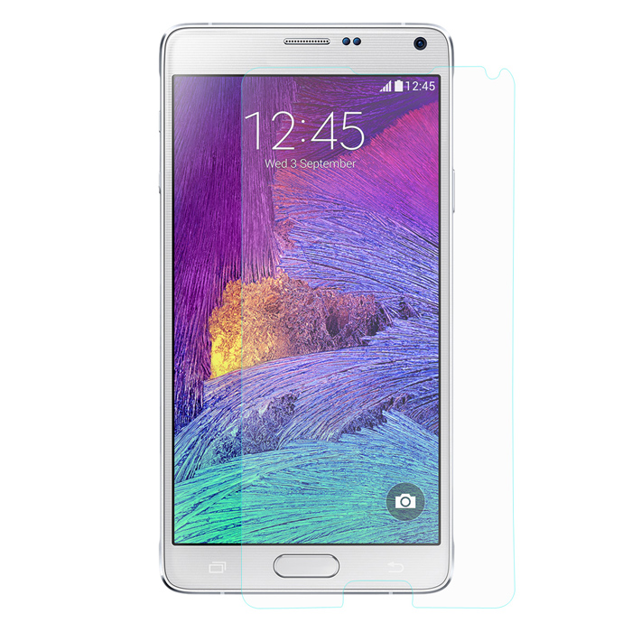 Hat-Prince 2.5D 9H 0.26mm Tempered Glass Screen Guard for Samsung Galaxy Note 4 N9100 - Transparent hat prince screen film for iphone7 plus transparent
