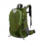 Makino 5510B Outdoor Travel Backpack Mountaineering Bag - Green (50L)
