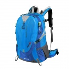 Makino Outdoor Travel Backpack Mountaineering Bag - Blue (50L)