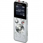 Genuine Sony 4GB UX Series Digital Voice Recorder ICD-UX543F - Silver