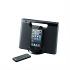 Genuine Sony IPOD and IPHONE Portable Dock RDP-M7IPN - Black