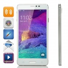 """JIAKE V11 5.5"""" QHD Screen Android 4.2.2 Tablet PC w/ 4GB ROM, Wake-up Function - White"""