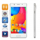 "JIAKE JK760 Android 4.4.2 Dual-core WCDMA Phone w/ 5.0"", 4GB ROM, WIFi, GPS, BT - White"