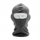 BF-D Men's Fashionable Multi-functional Outdoor Headgear Face Mask - Grey