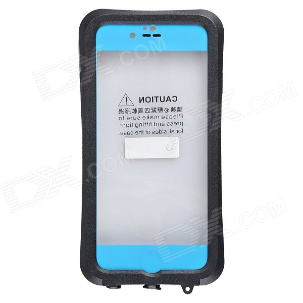 IPEGA PG-i6001 Waterproof Protective Plastic Full Body Case for IPHONE 6 4.7