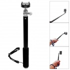 Fat Cat Super Long 30-94cm Monopod Selfie Pole w/Quick Release Plate for GoPro Hero4/3 + SJ4000/5000