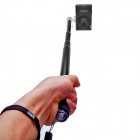 Fat Cat Monopod Selfie Pole w/ Quick Release Plate for GoPro - Black