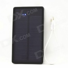 "TOCHIC Portable Universal Solar Powered 5V ""20000mAh"" External Li-polymer Battery Charger Power Bank"