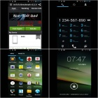 "S60 Vanntett Dual Core Android 4.2 3G Smart Phone m / 4,0 "", 2 GB ROM, Walkie Talkie, GPS, NFC, SOS"